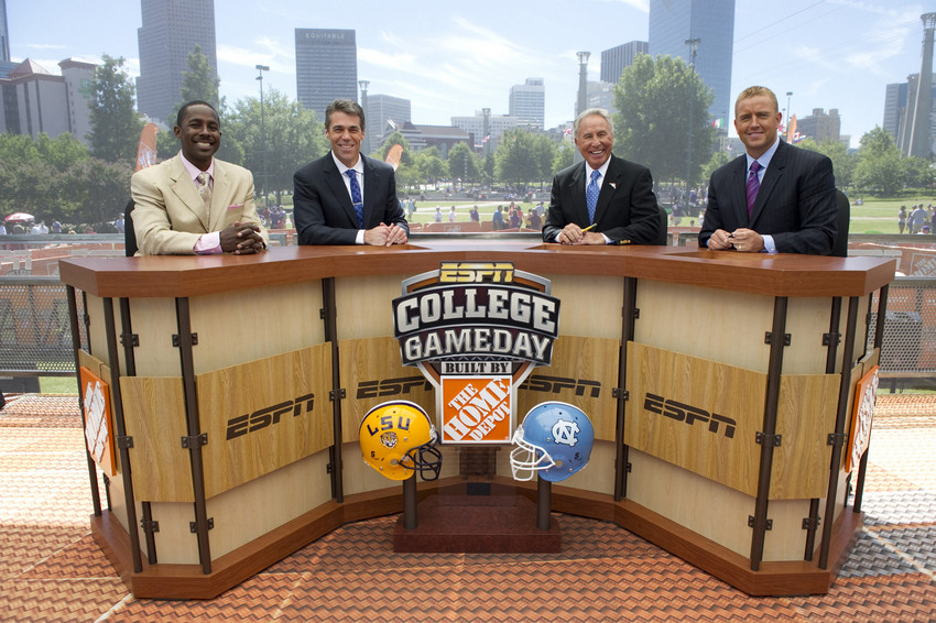 collage game day college football gameday