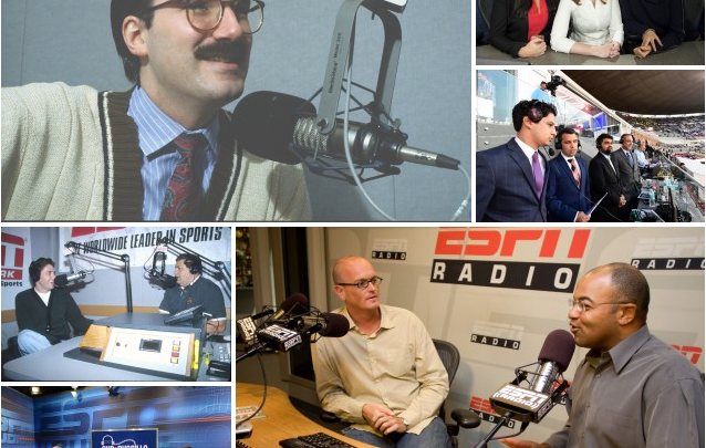 Photo of Ever-evolving ESPN Radio kicks off 25th anniversary celebration