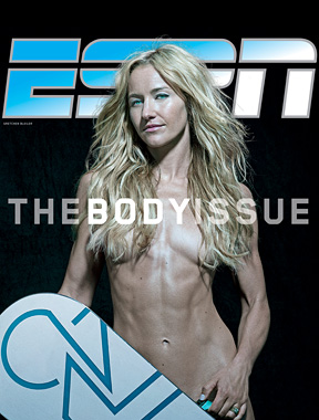 Photo of Revealing 'The Body Issue'