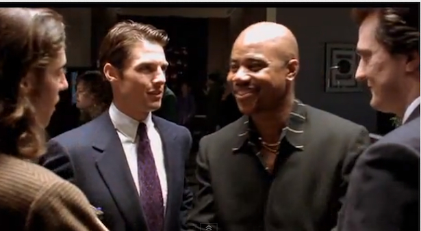 Photo of How I landed a Jerry Maguire cameo with Cruise, Gooding — and Kiper