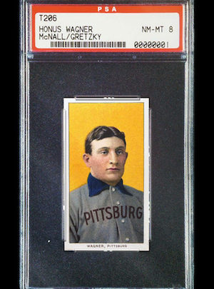 Photo of 30 for 30 Short on Honus Wagner baseball card traces history of the 'Holy Grail' of collectibles