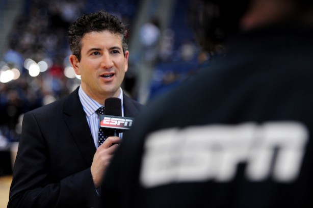 ESPN's Andy Katz (Joe Faraoni/ESPN Images)