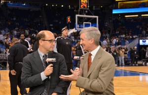 Jeff Van Gundy and Mike Breen - March 25, 2013