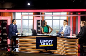 Kris Humphries - First Take - June 6, 2013