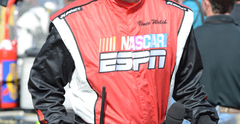 Photo of ESPN's NASCAR pit reporters rely on support teams to take viewers closer to the action