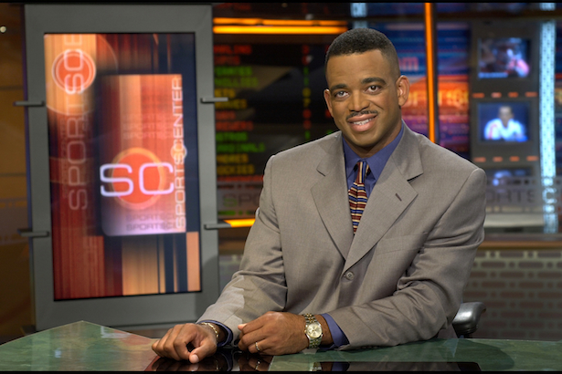 Stuart Scott remembers: U.S. troops overseas, covering the ...