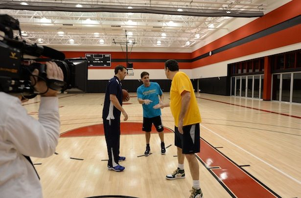 Photo of Mike & Mike Celebrity All-Star Workout