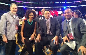 SportsCenter at NBA AllStar 21614