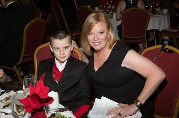 Photo of ESPN reporter Shelley Smith hosts the inaugural Team Jack Foundation Gala