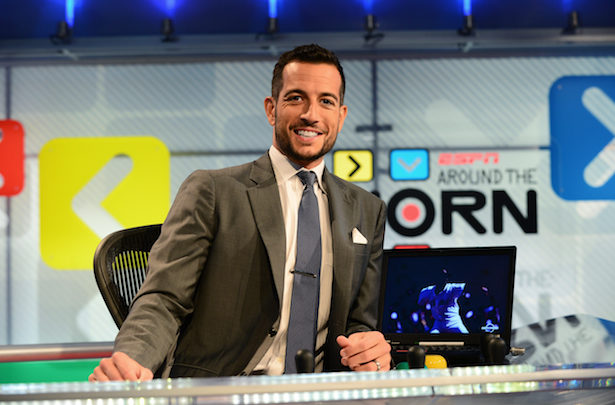 Photo of With baby on the way, Tony Reali expands role in Disney family