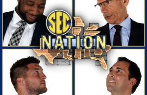 The SEC Nation logo. (ESPN)