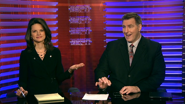 Heather Dinich and Trevor Matich discuss the College Football Playoff possibilities.