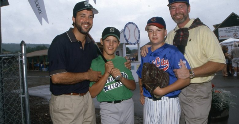 Photo of #TBT:  ESPN fathers Kornheiser, Colantonio recall sons' Little League regionals glories