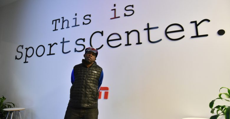 Photo of A Tribe Called Quest's Phife Dawg visits #SCSVP