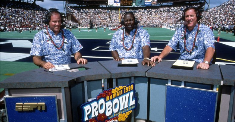 Photo of #TBT: Hawaii Pro Bowls with Chris Berman