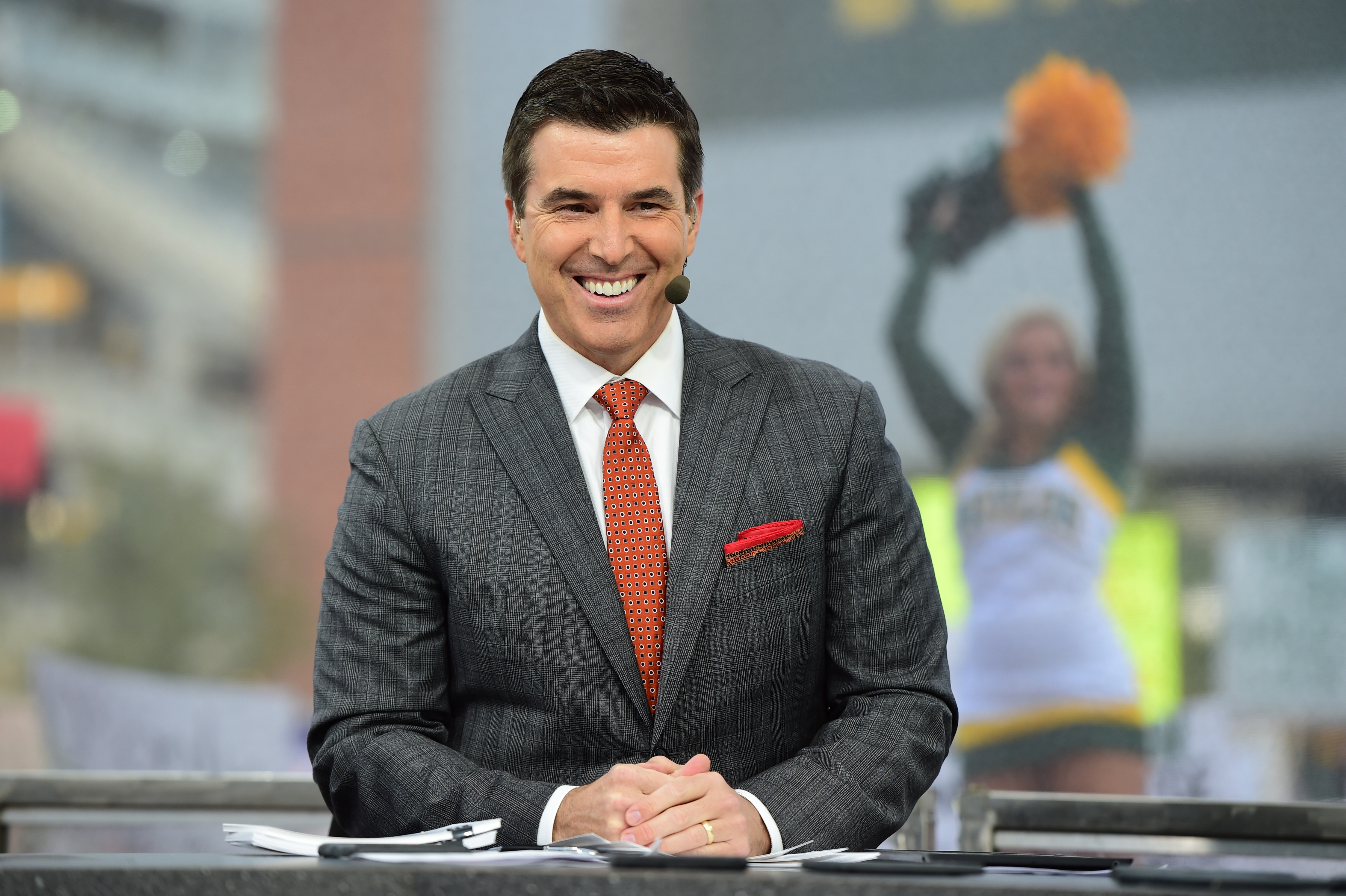 Year One As Gameday Host In The Books For Rece Davis