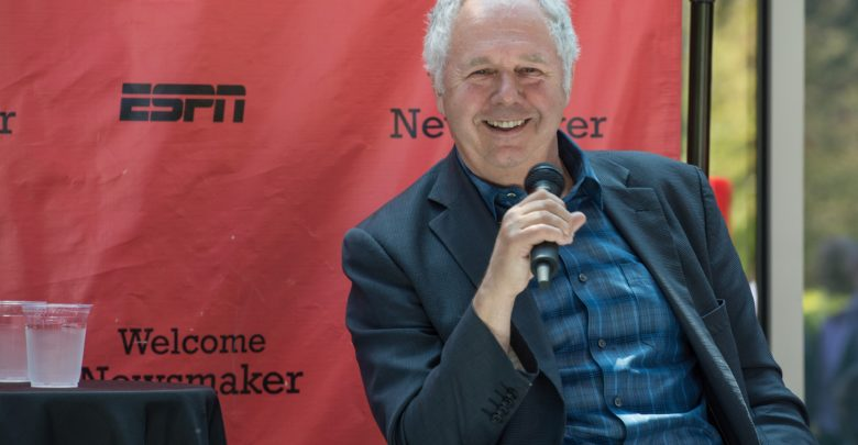 Photo of Ian Darke's contract extension brings praise from his ESPN colleagues
