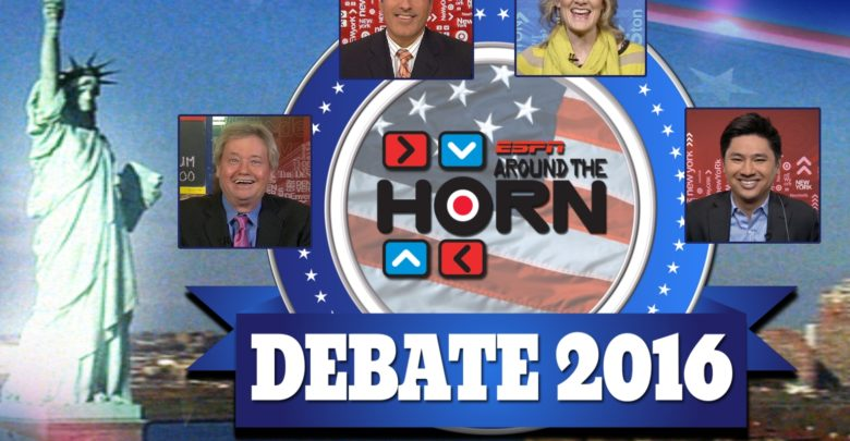 Photo of #ATHDebate: April Fools' Day special Around the Horn features surprises