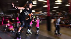 An espnW feature examines roller derby culture. (Robert Beck/ESPN)