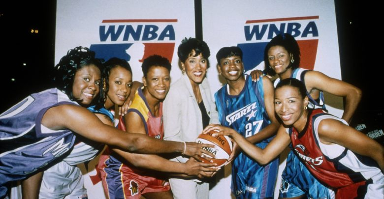 Photo of #TBT: WNBA tips off