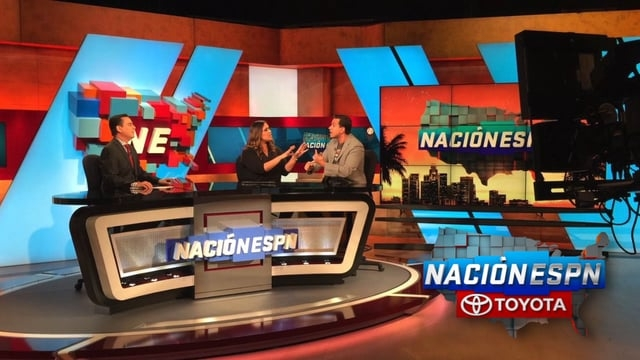 Photo of Innovative, interactive Nación ESPN debuts tonight on ESPN2