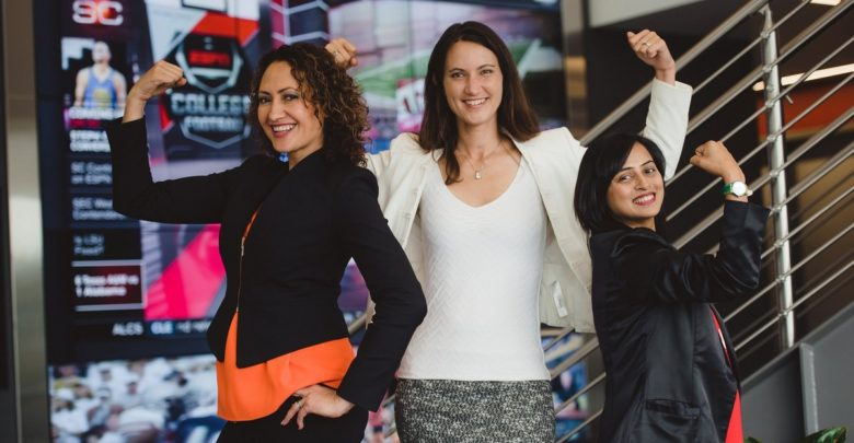 Photo of espnW inspires a new generation of leaders
