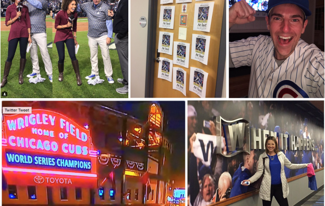 Photo of Cubs win sends ESPNers into social ecstasy – and some agony (sorry, Jay Crawford)