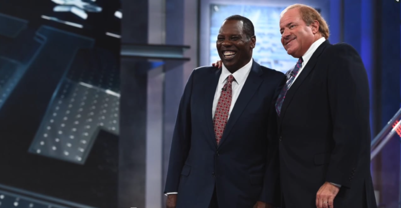 Photo of Seems like old times: Berman welcomes Jackson back for tonight's Countdown