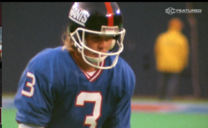 NIttmo during his time with the New York Giants.