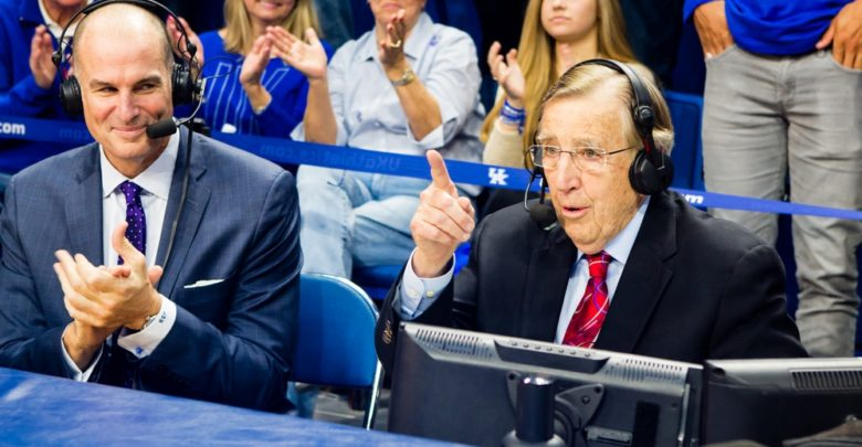 Photo of ESPN producers hail Musburger, recipient of Sports Emmy for lifetime achievement