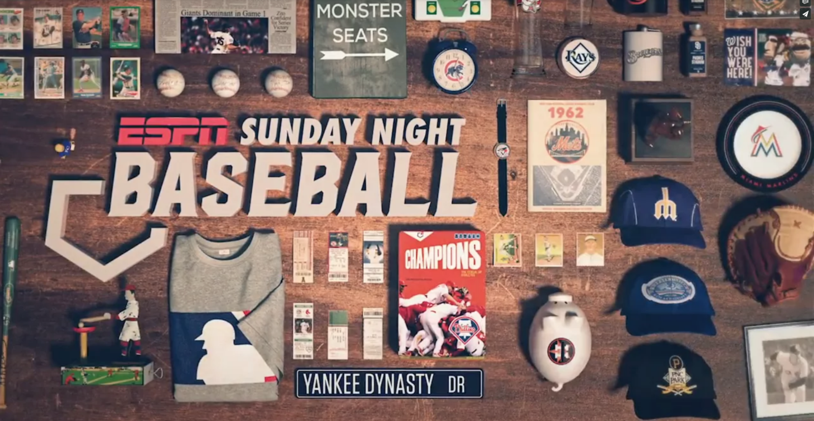 ESPN's 2018 MLB graphics package clears the fences - ESPN Front Row