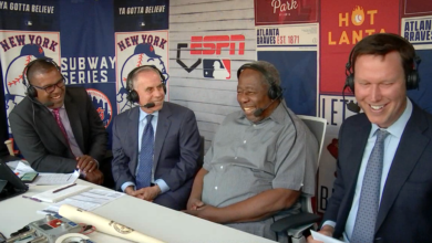 Photo of ESPN Remembers Hank Aaron