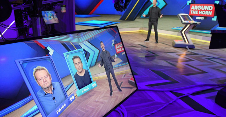 Photo of Augmented Reali: Preview Around The Horn's innovative new studio