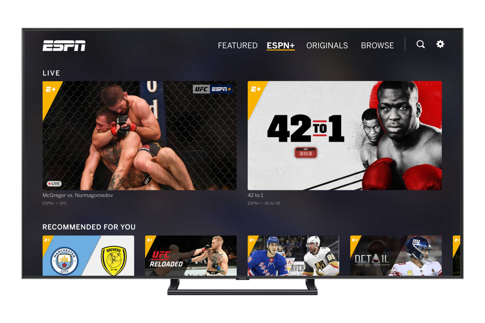 3 Things To Know About The Latest Enhancements to ESPN+ And The ESPN