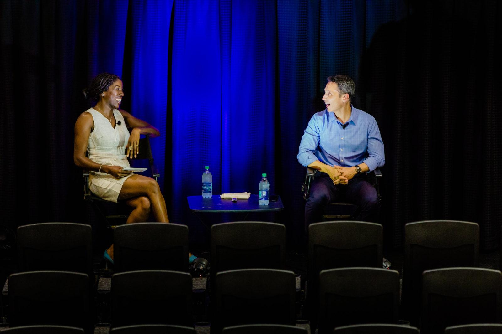 8f5ec4cebf77 ESPN s Inspiring Women Series  Meet Rosalyn Durant - ESPN Front Row