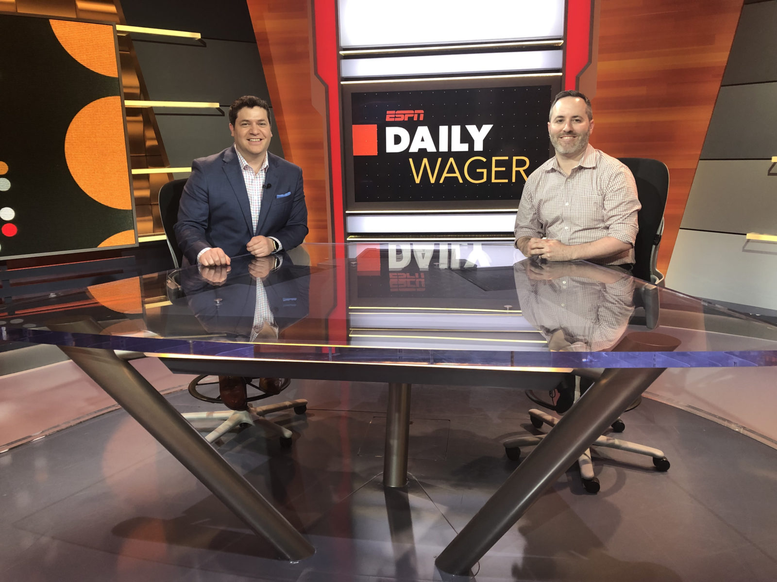 Daily Wager Four Valuable Lessons Learned From Launching Espn S First Daily Sports Betting Show Espn Front Row