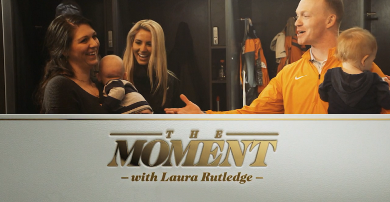 "Photo of SEC Network's ""The Moment with Laura Rutledge"" Gives an All-Access Pass to SEC Fandom"