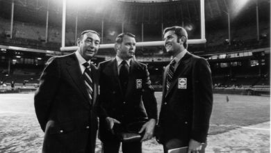 Photo of Hear Keith Jackson Introduce The Very First Monday Night Football Game
