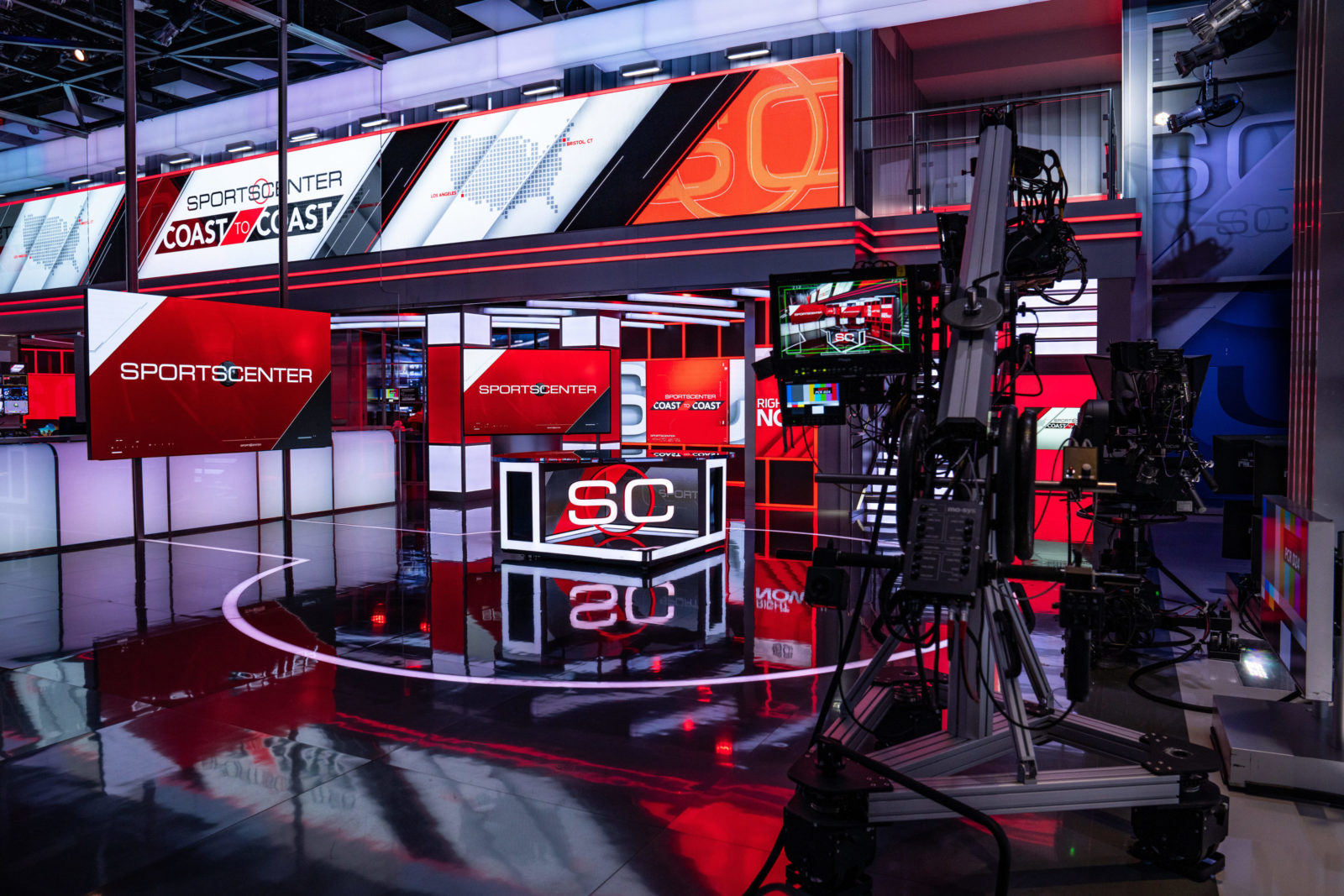 Daytime Sportscenters To See Familiar Faces In Different Slots Come February Espn Front Row