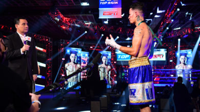 Photo of Top Rank boxing's return to ESPN Platforms Goes The (Social) Distance