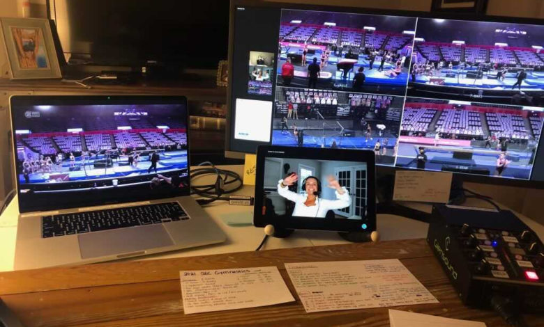 Photo of After 307 Days, Gymnastics Returned To ESPN Networks: Here's How