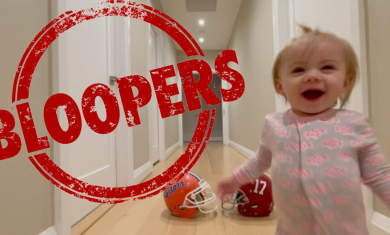 Photo of A Happy Baby, Helmets and Hallways: Reese Rutledge Crawls into CFB Clairvoyance and America's Heart