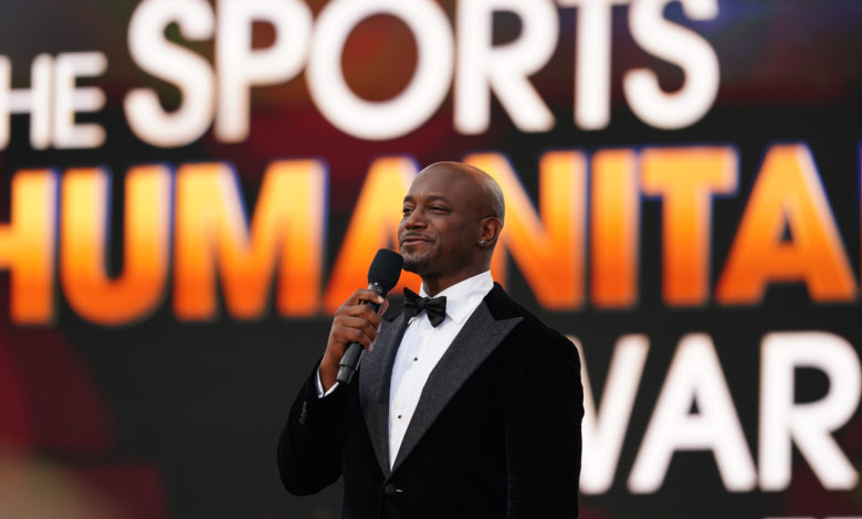 Photo of Taye Diggs Reflects On Working With ESPN Again, Hosting Sports Humanitarian Awards Today On ABC