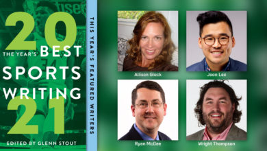 """Photo of Journalism Showcase: Four ESPN Writers' Works Included In """"Best SportsWriting 2021"""" Anthology"""