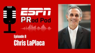 "Photo of The ESPN ""PRod Pod"": Episode 8, Chris LaPlaca"