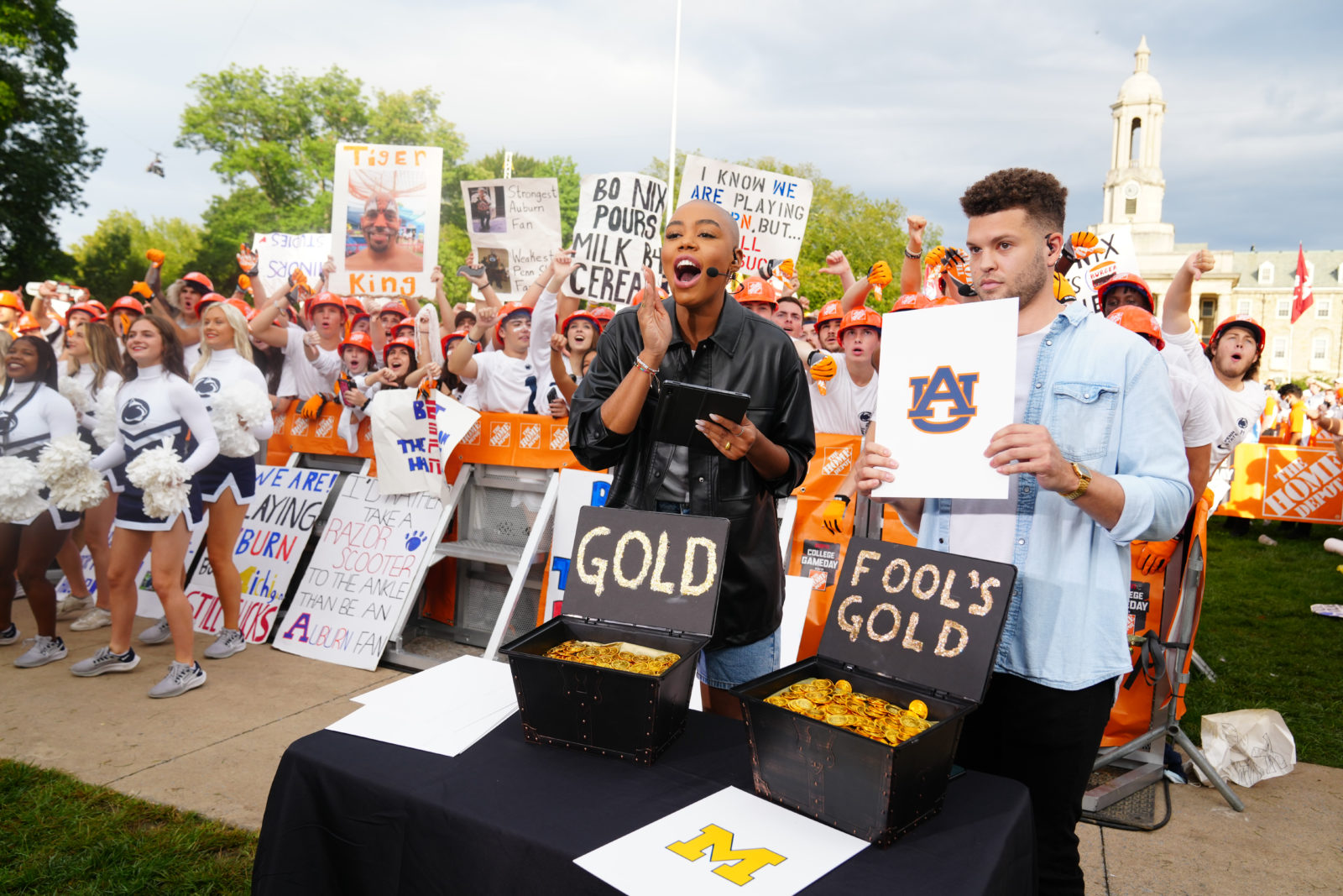"""Photo of When """"GameDay"""" Can't Get Here Soon Enough, """"Countdown To College GameDay"""" Is Your Remedy"""